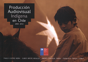Cover of Producción audiovisual indígena en Chile : 2008-2012