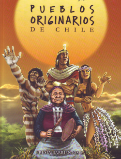 Cover of Pueblos originarios de Chile.